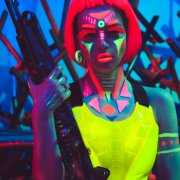 Neon  by photo Mozina in Imperiya Robotov 27