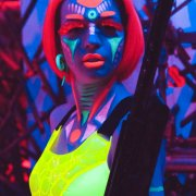 Neon  by photo Mozina in Imperiya Robotov 32